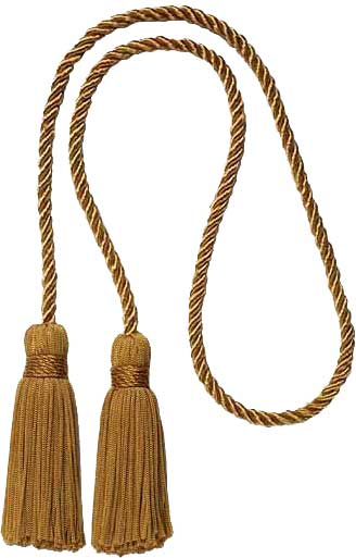 Chair Tie Tassel with spread