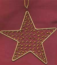 Christmas Beads Ornament