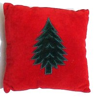 "8"" Christmas Pillow"