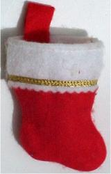 "4"" Christmas Stocking"