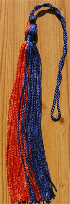 Beautifully Handcrafted Graduation Tassels