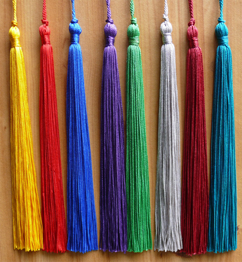 Bags for grad school - Beautifully Handcrafted Graduation Tassels Customized In Colors Amp Size