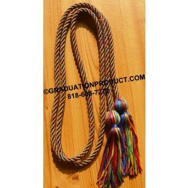 Rainbow Honor Cord