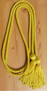 Maize single honor cord