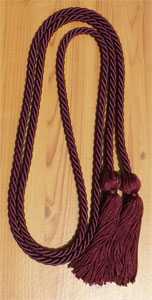 Wine single honor cord