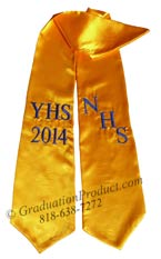 nhs-yhs-2014-gold-honor-stole