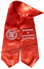business-and-information-technology-graduation-stole