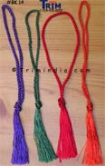 Rayon Floss Tassel for Bookmark