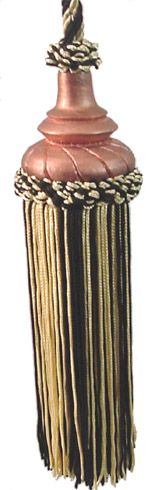 Tassel With Woodwork