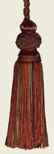 Mutli Color Turkknot Tassel
