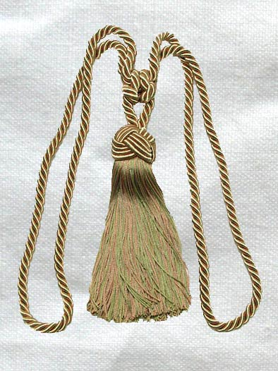 decorative chair tassel